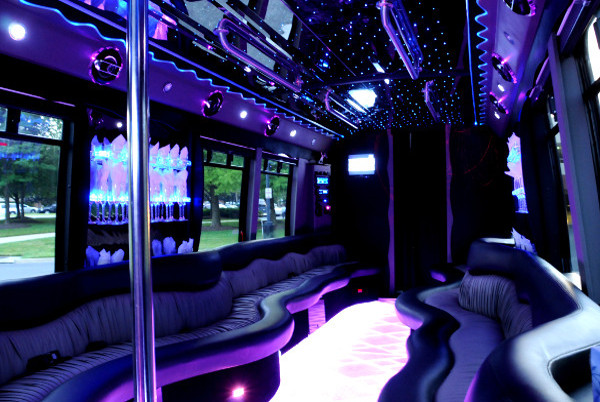 22 Seater Party Bus ColumbusOH