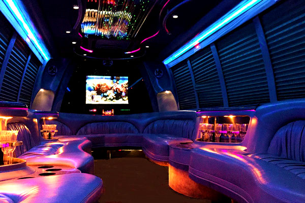 Columbus 18 Passenger Party Bus