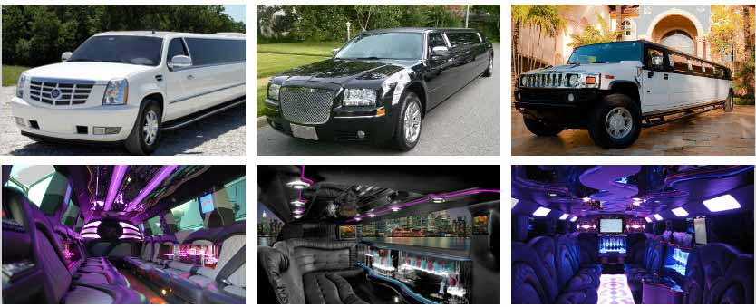 Wedding Transportation Party Bus Rental Columbus
