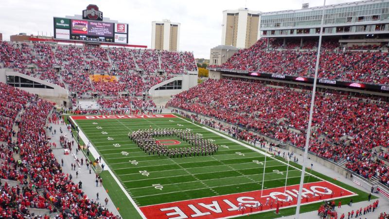 Limo Service Ohio Stadium Columbus